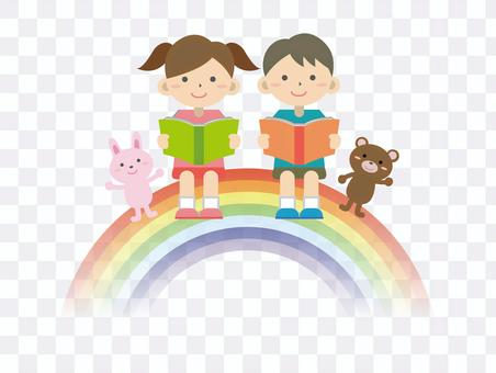 讀兒童讀物
