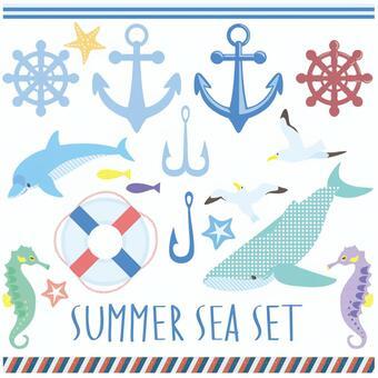 Sea set 1