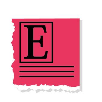 Font E