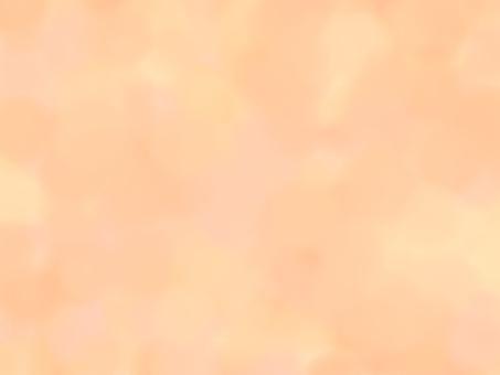 水彩風格紋理橙色