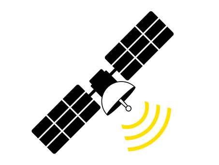衛星(GPS)單色1