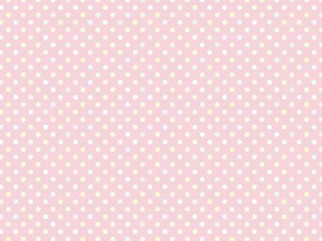 背景壁紙圖案粉色圓點圖案