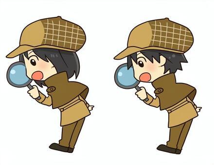 偵探(發現)