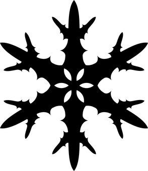 刺陵雪晶(人影)