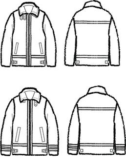 B-3外套