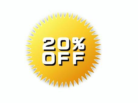 20%offpop