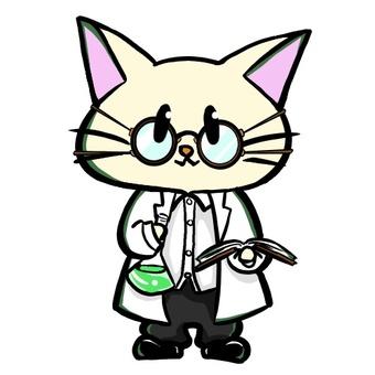 Nyanko博士