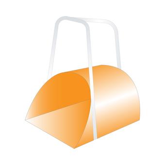 簸箕(橙色)