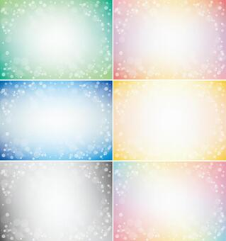 光背景(6色概要)