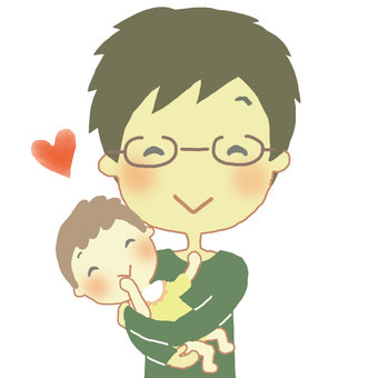 寶貝和爸爸5