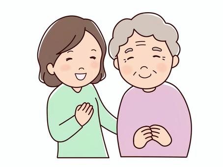 Granny and women 3