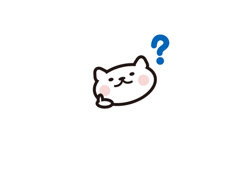 White cat question