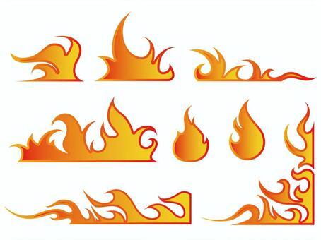 火焰(火·火)部分總結