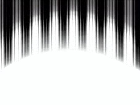 單色卡通表達垂直色調陰影