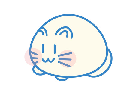 Illustration of a cat 1
