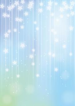 星圖像背景,A4垂直,與油漆