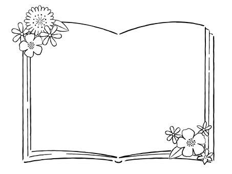 書架(花)