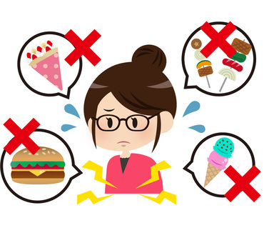 飲食限制 女性