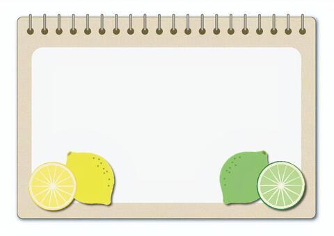 檸檬檸檬20_框架