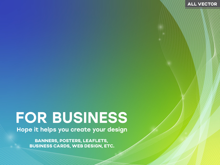 Perfect for business! Fashionable line art background