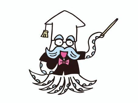 Squid博士