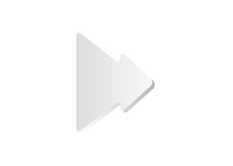 右箭頭鍵(灰色)
