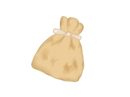 おでんの餅巾着