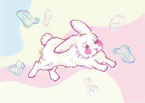 兔子在夢中徘徊3