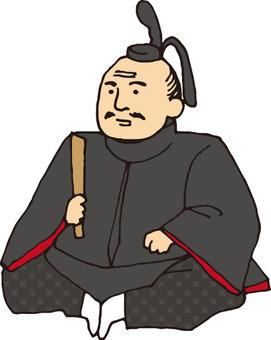 Military commander (Ieyasu Tokugawa)