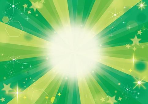 【背景】黃綠色(A4尺寸)