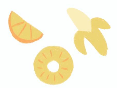 橙橙松香蕉