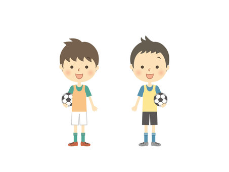 足球男孩組合2