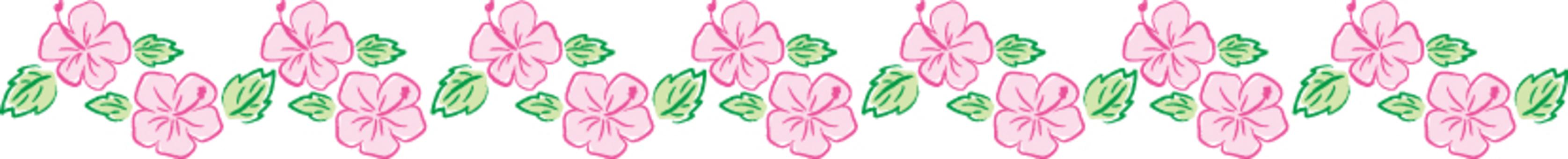 芙蓉06  - 線 - 粉紅色
