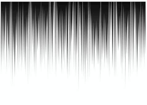 垂直動量卡通效果線漸變