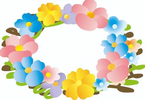 花卉起重機