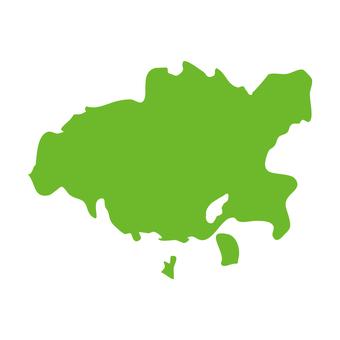 広島市:地方地図