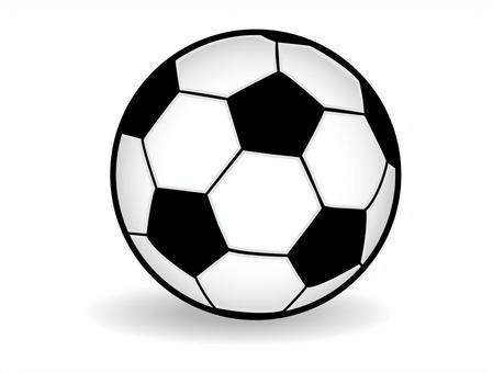 足球_單色漸變