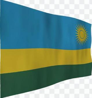 盧旺達國旗