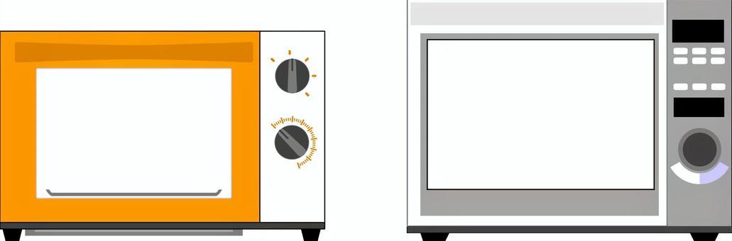 微波爐烤箱4C B顏色