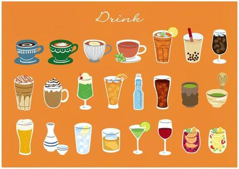 飲み物・ドリンクセット