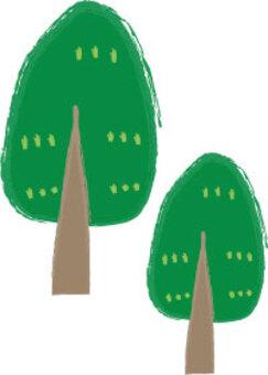 2-2棵樹