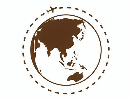 海外旅行 世界一周