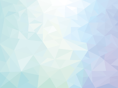 Blue green purple polygon pattern background material