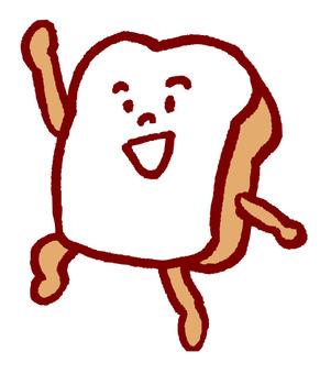 Bread jump