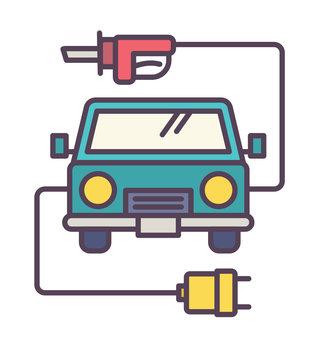 混合動力汽車