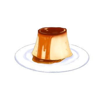 Old-fashioned pudding