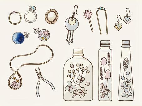 手工配件/植物標本室