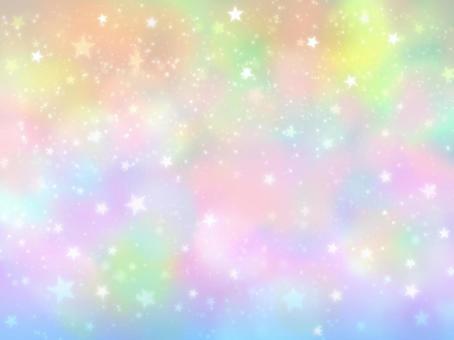 夢川太空多彩大理石