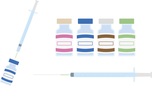 Vaccination _ Injection _ Vaccine _ Medical