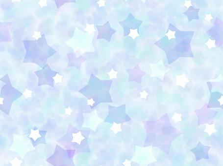 星 壁紙 青